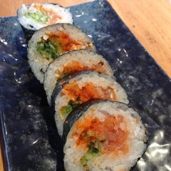 Photo taken at Sushi Rock by Allen A. on 8/31/2012