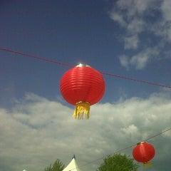 Photo taken at Libelle Zomerweek 2012 China Town by Rozita on 5/13/2012