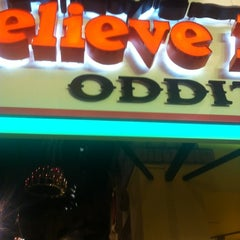 Photo taken at Ripley's Believe It Or Not! Times Square by Justin W. on 8/2/2012