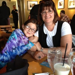 Photo taken at Gordon Biersch Brewery Restaurant by Dennis M. on 4/18/2012