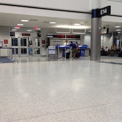 Photo taken at Gate E14 by Fred S. on 7/16/2012