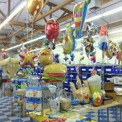 Photo taken at LA Balloons by Gail F. on 7/30/2012