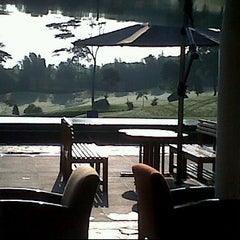 Photo taken at PSP golf club by Ayu A. on 6/24/2011