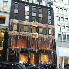 Photo taken at Fendi by Ruthie F. on 12/26/2011