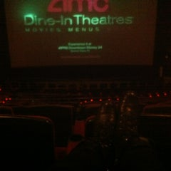 Photo taken at AMC Woodlands Square 20 by Samantha D. on 5/10/2012