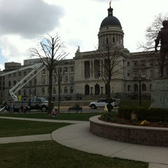 Photo taken at Bergen County Courthouse by Ben O. on 3/20/2012