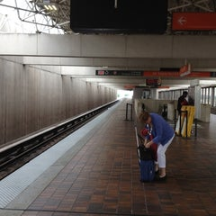 Photo taken at MARTA - Airport Station by Black Bro on 5/12/2012