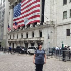 Photo taken at NYSE Euronext by Debi T. on 6/14/2012