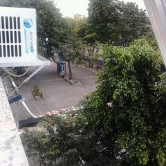 Photo taken at Escola Técnica Estadual Adolpho Bloch - ETEAB by Rafael A. on 10/26/2011