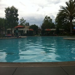 Photo taken at Flintridge Pool by Alexis M. on 9/5/2011