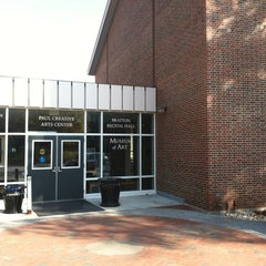 Photo taken at Paul Creative Arts Center by UNH Students on 11/14/2011