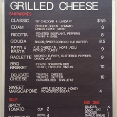 Photo taken at Morris Grilled Cheese Truck by Steven F. on 9/5/2012