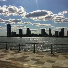 Photo taken at NY Waterway Ferry - Wall St/Pier 11 Terminal by C W. on 8/12/2011
