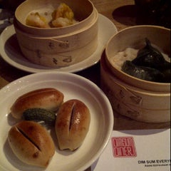 Photo taken at Dim Sum Diner by Christopher J. on 11/18/2011