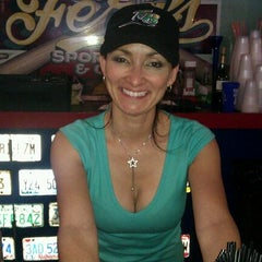Photo taken at Ferg's Sports Bar & Grill by Sean P. on 10/18/2011