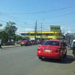 Photo taken at San Isidro de El General by Fabian V. on 4/22/2012