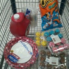 Photo taken at Walmart Supercenter by Staci C. on 11/13/2011