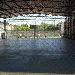 Photo taken at Escola Técnica Estadual Adolpho Bloch - ETEAB by Newton G. on 11/5/2011