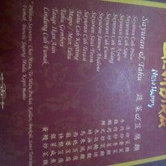 Photo taken at Gembira Chinese Restaurant by Junaedi Y. on 10/9/2011