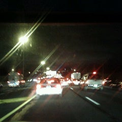 Photo taken at I-84 -- Hartford by Mike on 11/23/2011