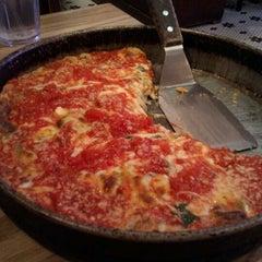 Photo taken at Lou Malnati's Pizzeria by Tony C. on 6/1/2012