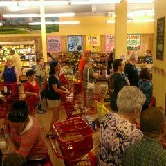 Photo taken at Trader Joe's by Tony P. on 6/15/2012