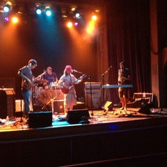 Photo taken at Bluebird Theater by Alan C. on 7/20/2012