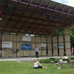 Photo taken at Greeley Park by John S. on 6/5/2011