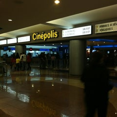 Photo taken at Cinépolis by Azalia G. on 6/9/2012