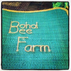 Photo taken at Bohol Bee Farm by Earl M. on 4/5/2012
