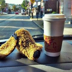 Photo taken at Sidewinder Coffee + Tea by Nebbie L. on 8/30/2012