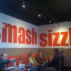 Photo taken at Smashburger by David C. on 10/8/2011