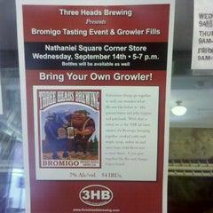 Photo taken at Nathaniel Square Corner Store by Jaime B. on 9/13/2011