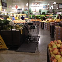 Photo taken at Whole Foods Market by Rebekah J. on 1/4/2012