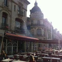 Photo taken at Café du Martroi by Lemaire P. on 7/18/2012
