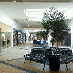 Photo taken at Arnot Mall by Adam M. on 1/31/2012