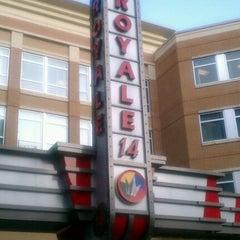Photo taken at Regal Cinemas Hyattsville Royale 14 by Liza T. on 9/10/2011