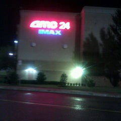 Photo taken at AMC Quail Springs Mall 24 by Billy D. on 10/28/2011