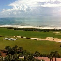 Photo taken at Hammock Beach Resort by Tyson W. on 7/12/2012