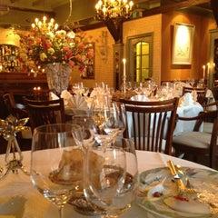 Photo taken at Restaurant Belle Fleur by Richard S. on 3/18/2012