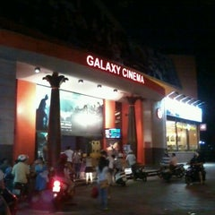 Photo taken at Galaxy Nguyễn Du by Thu N. on 7/23/2012