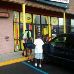 Photo taken at X-site Laser Tag & Games by Anthony P. on 7/25/2012