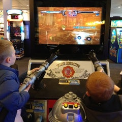 Photo taken at Chuck E. Cheese's by Michael Z. on 6/19/2012
