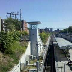 Photo taken at MetroLink - Forest Park Station by Zach T. on 10/5/2011