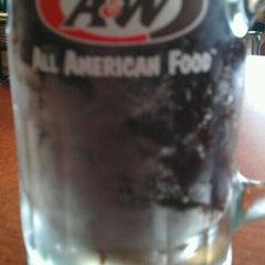 Photo taken at A&W / Long John Silver's by Trey H. on 9/3/2011