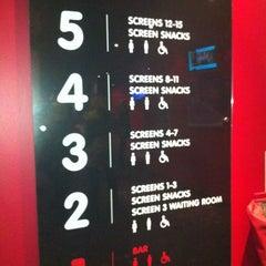 Photo taken at Cineworld by Kateryna K. on 2/25/2012