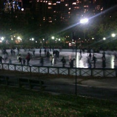 Photo taken at Frog Pond by Geof N. on 11/26/2011