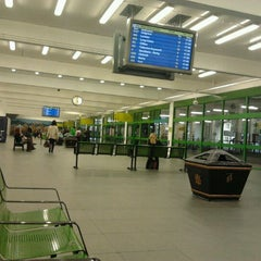 Photo taken at Broadmarsh Bus Station by Alexis V. on 10/23/2011