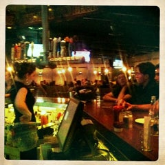 Photo taken at Brick House Tavern + Tap by Lydia D. on 4/5/2011