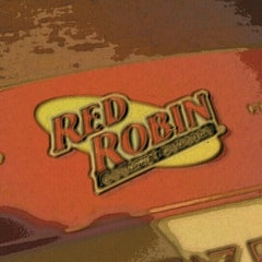 Photo taken at Red Robin Gourmet Burgers by Mike C. on 6/9/2012